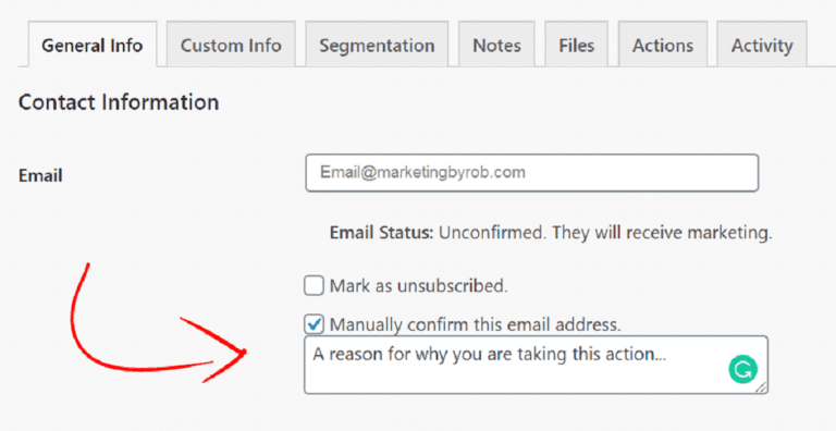 How To Confirm An Email Address