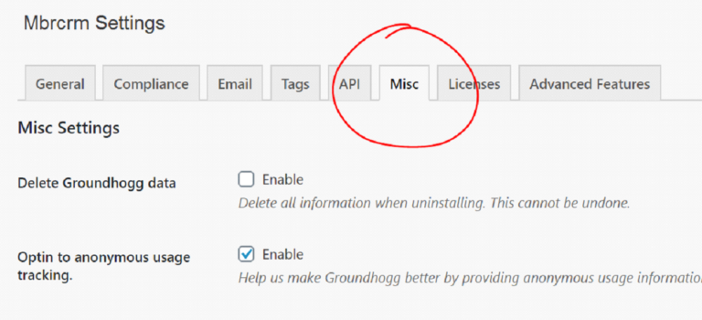 Add Your Affiliate Link To Your MRB CRM Emails!