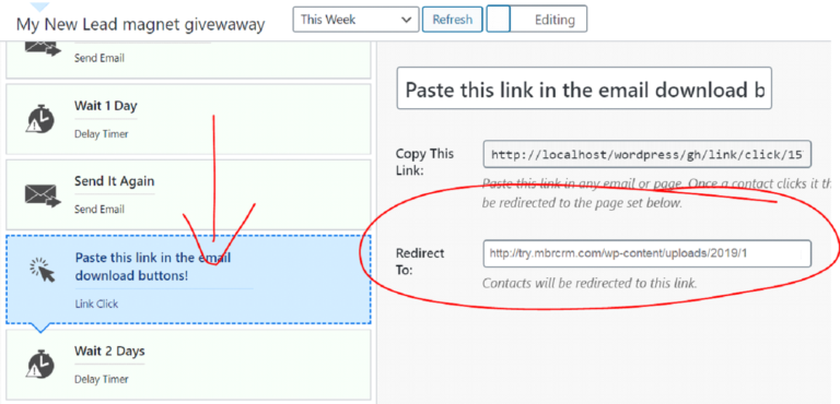How to Setup a Lead Magnet Download Funnel in 7 Steps