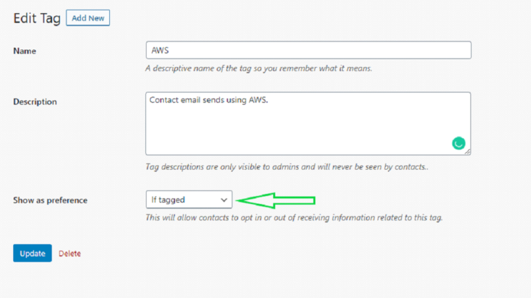 Introduction To Advanced Email Preferences