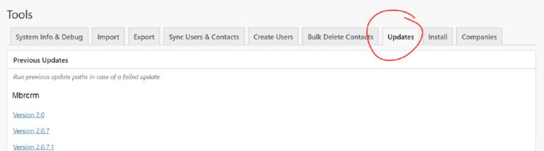 Revert automatic DB update 2.1.13